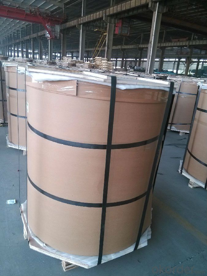Mill Finished Aluminium Coils for Vessel Building