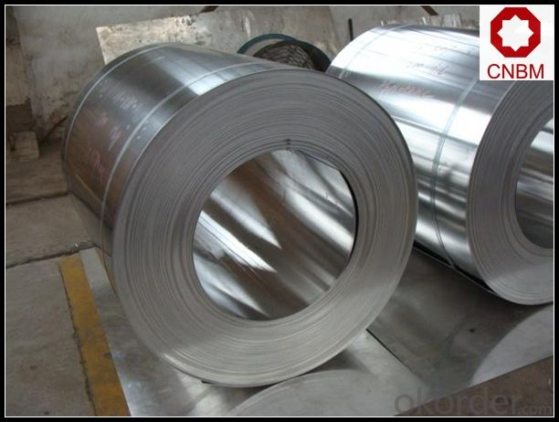 Aluminium Coil Used for Aluminium Sheet & Strip Producing