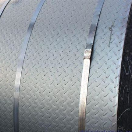 Hot Rolled Steel Plate Mild Steel Chequered Plate