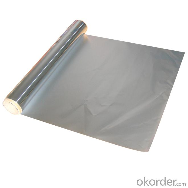 Container Foil Aluminium Foil Lacquered or Lubricant for food foil