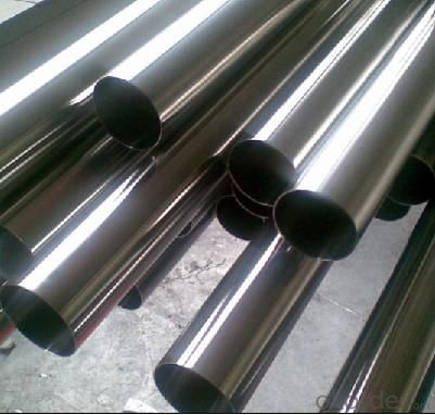 Welded/seamless wall thickness 316 stainless steel pipe specs