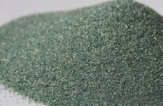 SiC Black and Green Silicon Carbide Carborundum