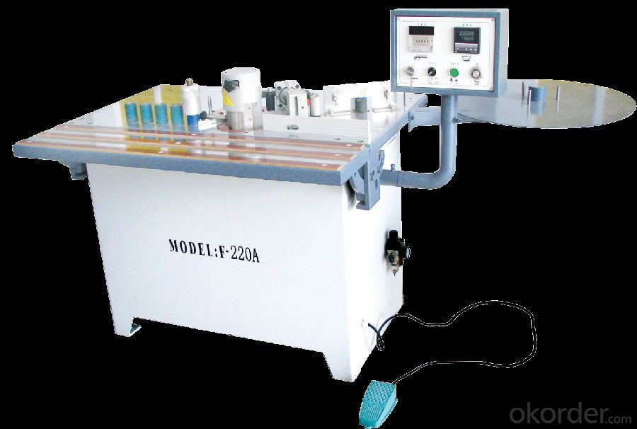 Manual edge machine in banding machines in market