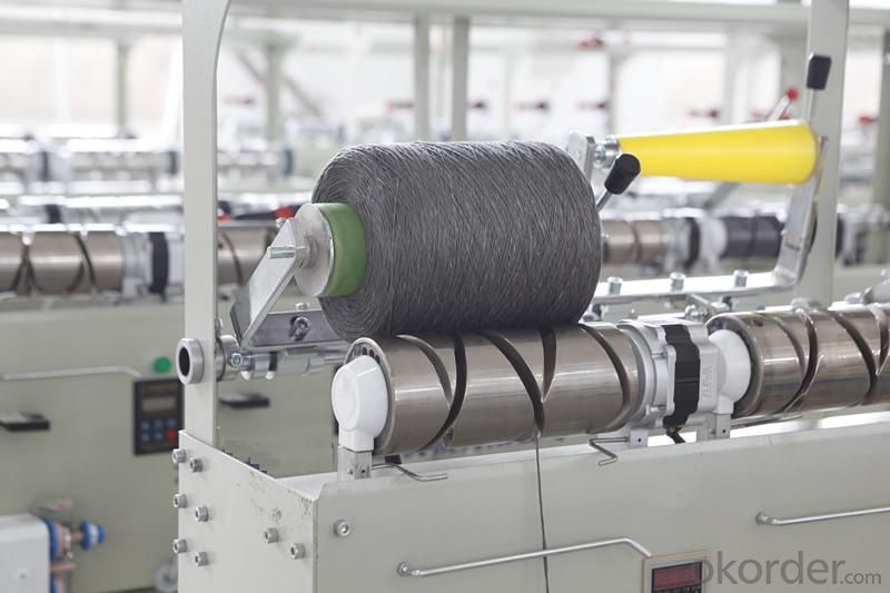 High Speed Vertical Soft Textile Winder Machine