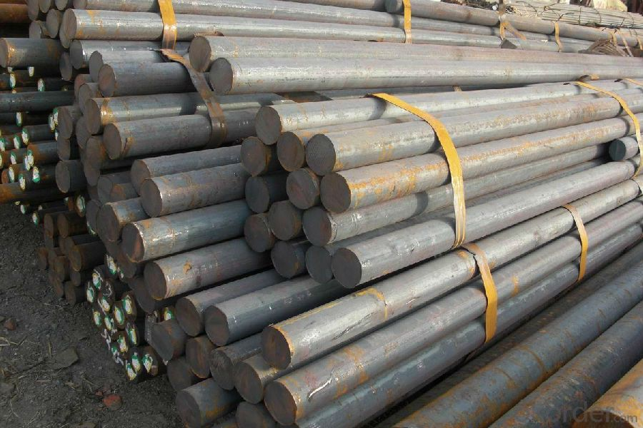 Round Bar Multiple Steel Grade with High Quality and Competitive Prices for Sale