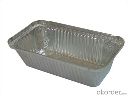 Aluminium Foil Container for Food foil Packaging Made in China