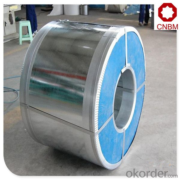 Hot-dip galvanized iron steel sheet in coil SGSS quality
