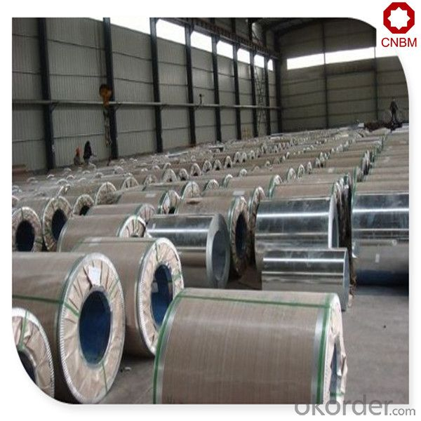 Price hot dipped galvanized steel coil SS GRADE550