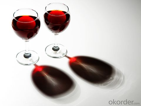 Europe Maket famous  Glass Cup Brand Illy Glass Cup for Red Wine