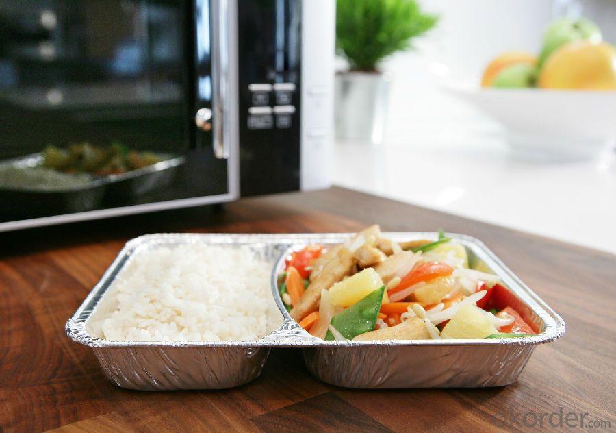 Aluminium Foil Deli Tray Food Foil Container