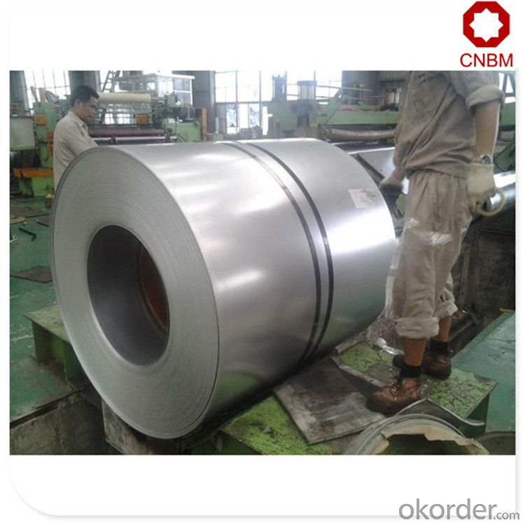 Galvanized steel coil  z275 stander hot dipped