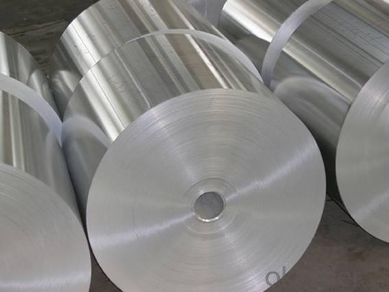 Continours Casting Aluminium Foil Household Foil