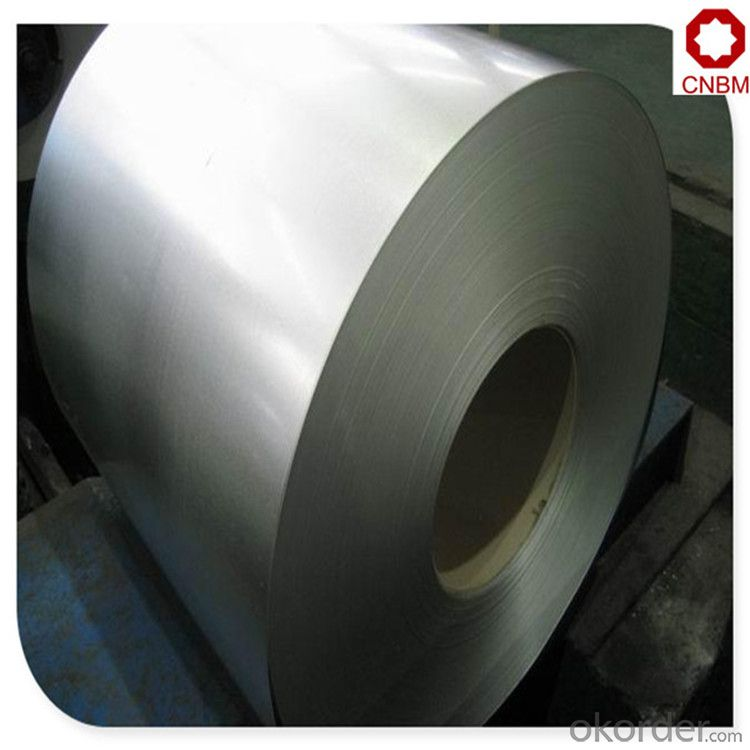 Steel coil packing well with zinc coating hot dipped