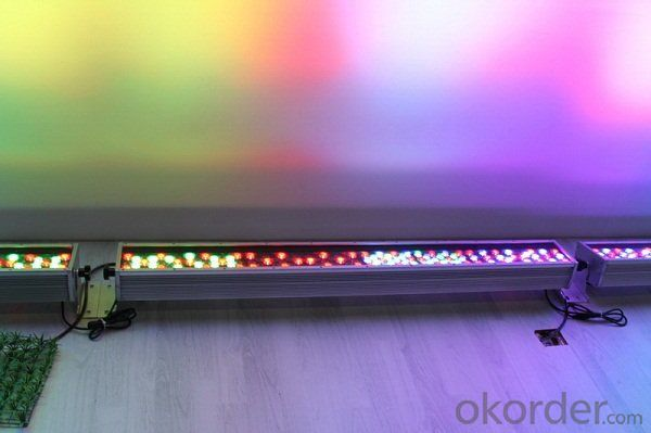 LED wall washer Dimmable lights RGB China