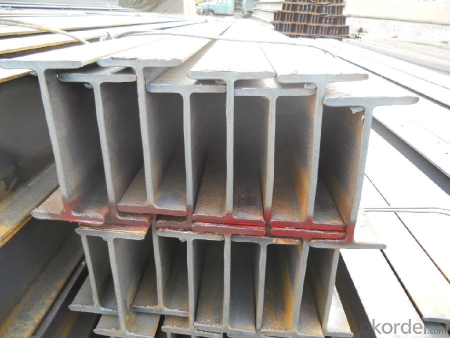 H Beam with Good Quality and Competitive Prices Made in China for Sale