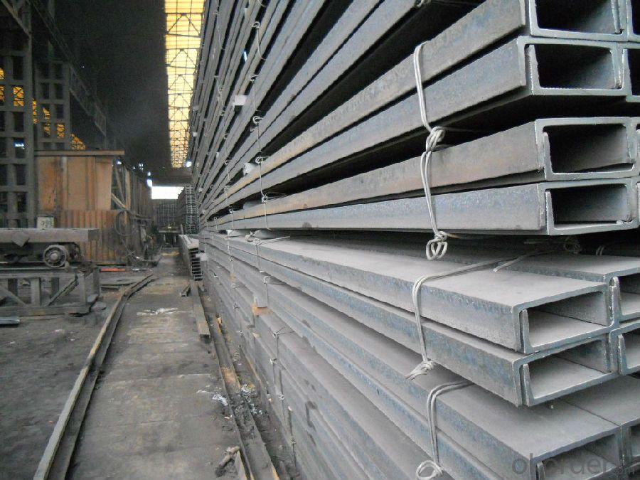 Hot Rolled Steel U-Cnannel/UPN/JIS U-Channel/GB U-Channel