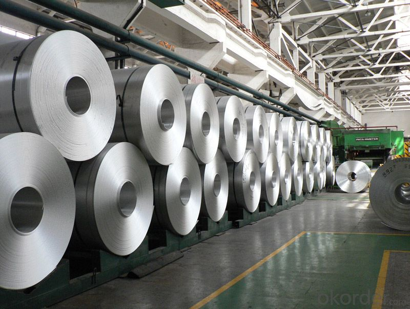 Continuous Casting Aluminium Strips for Secondary Pass