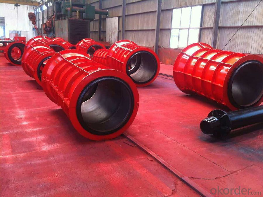 Building Construction Cement Pipe Pile Equipment