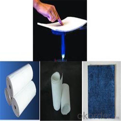 Aerogel Insulation Blanket for Liquid Nitrogen