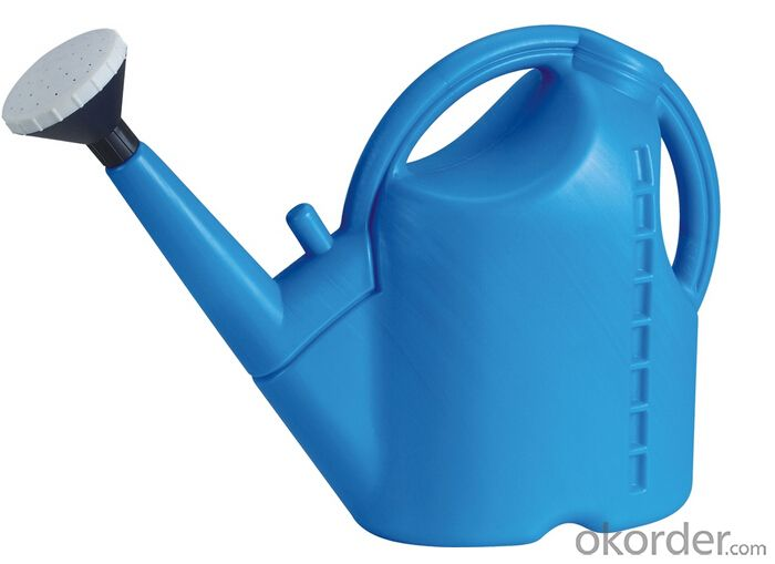 Double Used Garden Plastic Watering Cans