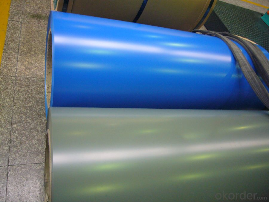 Prepainted Aluminum Coils for Decoration 3xxx