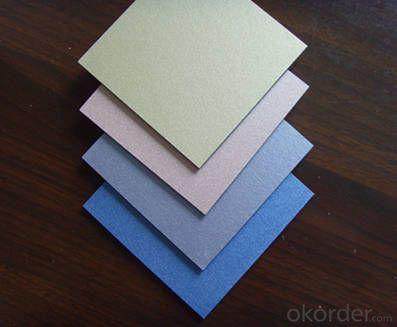 Aluminium Composite Pannel for Construction and Insultation