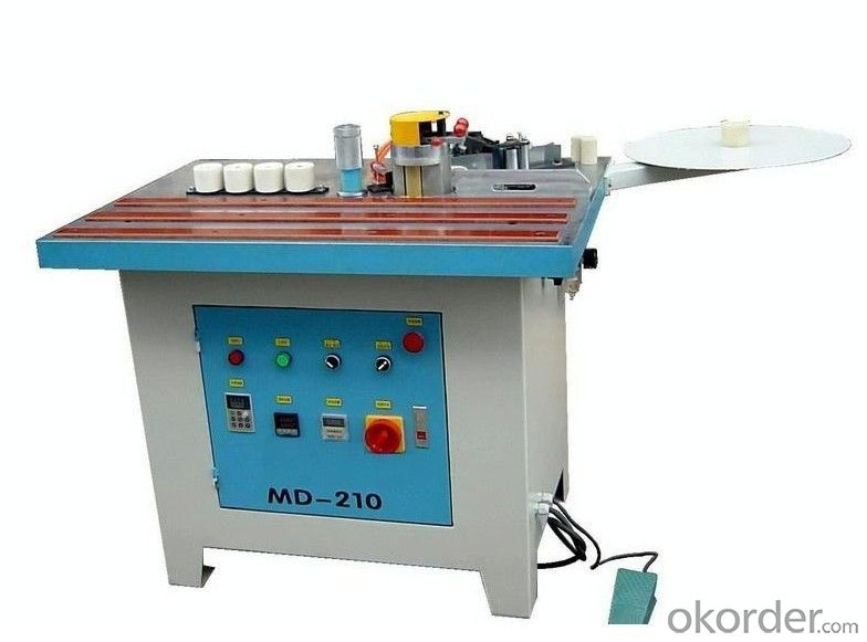 Different Edge Bander Machine in Wood Machinery