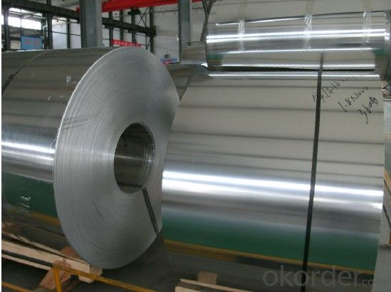 Aluminium Coils for Cold Rolling Re-Passing