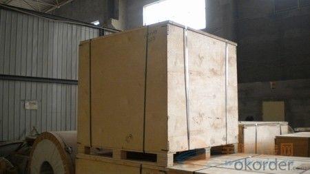 Container 8011 Grade Plastic Film Roll Aluminum Foil Containers