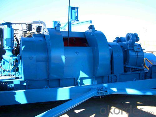 API Mechanical Driven Drawworks for Oil Equipment