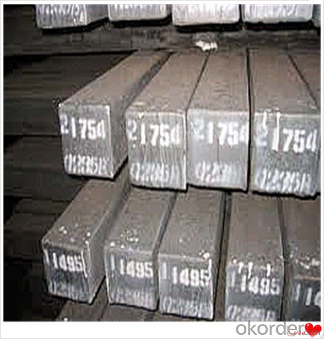 Hot Rolled Square Steel Billet 3SP 5SP 20MnSi Using Good Quailty Ceramic Fiber Bulk