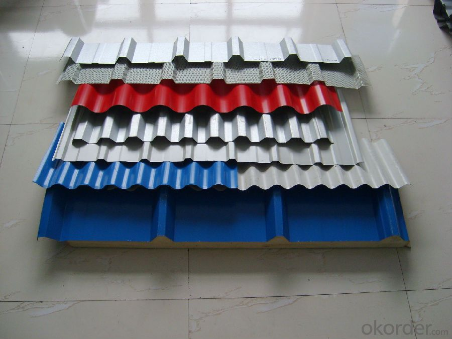 Aluminium Embossed Sheet for Roofing Application