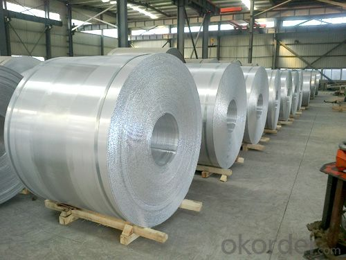 Aluminium Continuous Casting Coil for Flat Cold Rolling
