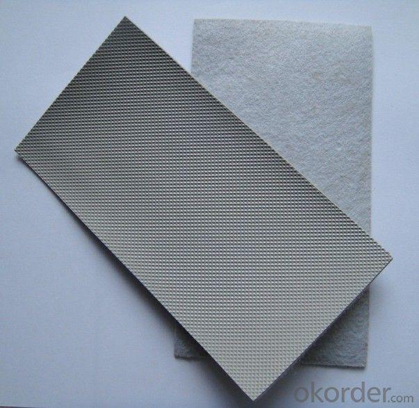 Basement Reinforced PVC  Waterproofing Membrane