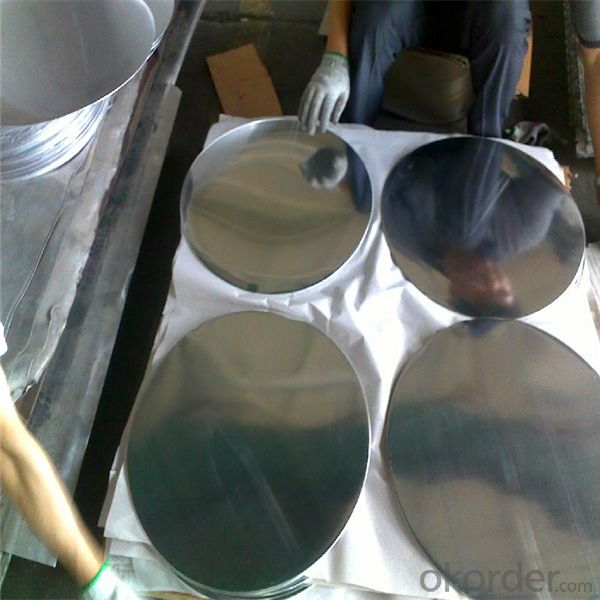 1050 Deep Drawing Aluminium Circles CMAX