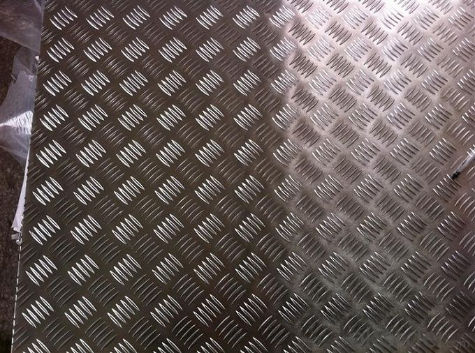 5052 Aluminium Checker Plate for Boat Deck