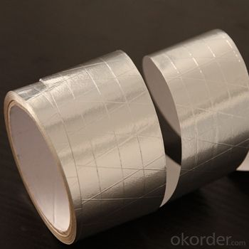Aluminum Foil Fiberglass Cloth Tape china supplier