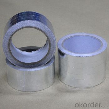 Self Adhesive Fireproof Aluminum Foil Tape