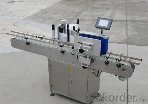 Cold Glue Roll Fed Labelers for Packaging Industry