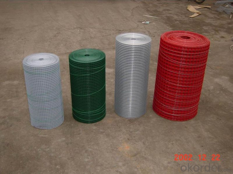 PVC Coated Welded Wire Mesh (ZL-WWM)