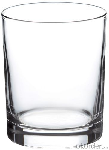 Glass Drinking Water Juice Milk Beercups 295ml