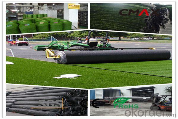 2015 New Design Artificial Grass for Indoor Soccer
