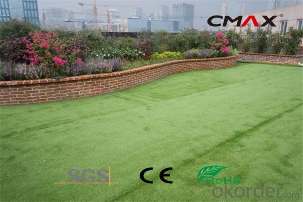 Artificial Green Grass Cost-effective and Natural Decorative