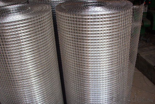 Galvanized Welded Wire Mesh (BWG20)