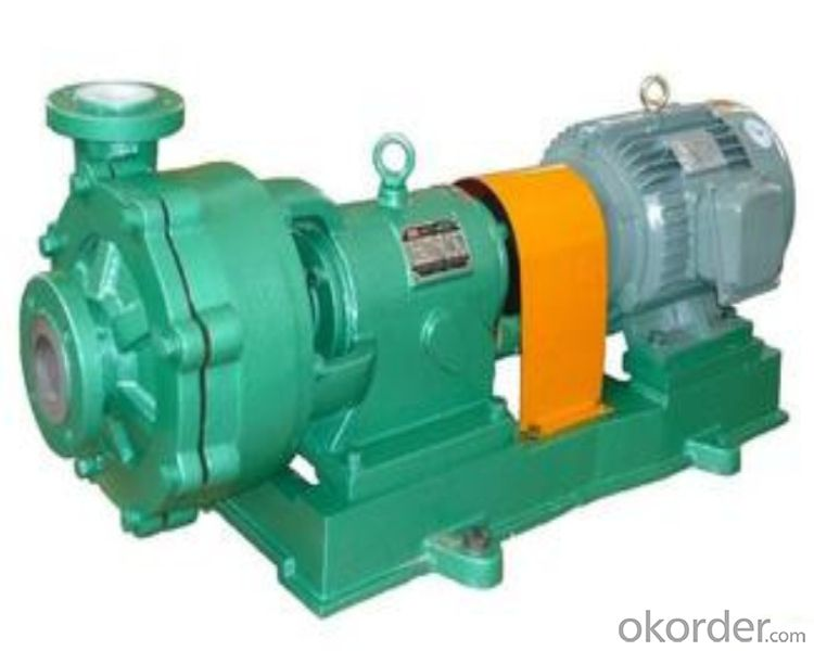 Stain Steel China Made Food Grade Centrifugal Pump