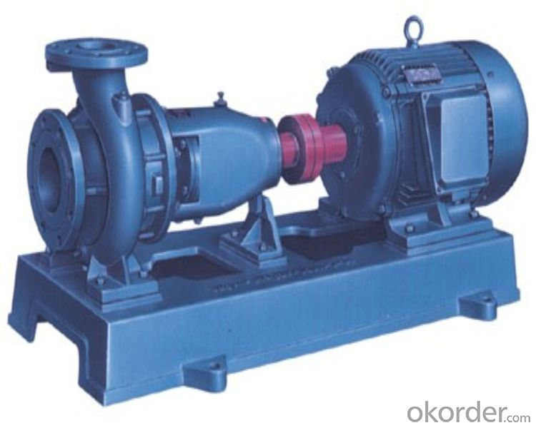 Stain Steel Self Priming Centrifugal Pump Made In China/KH