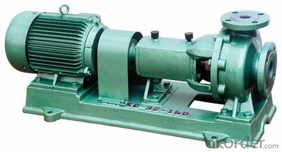 Stain Steel End Suction Centrifugal Pump