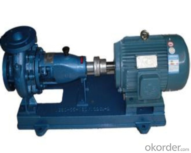 Stain Steel Specification Of Centrifugal Pump For Water