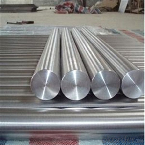 Cold Drawn Stainless Steel Round Bar for Wholesales