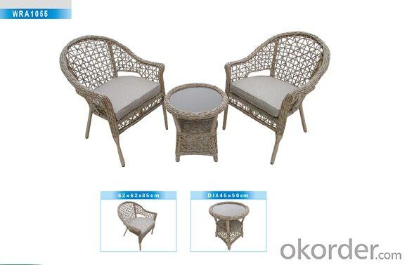 Outdoor Furniture Rattan Sofa CMAX-WRA1103